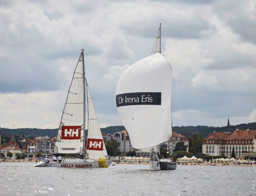 World Class Match Racing returns to Sopot