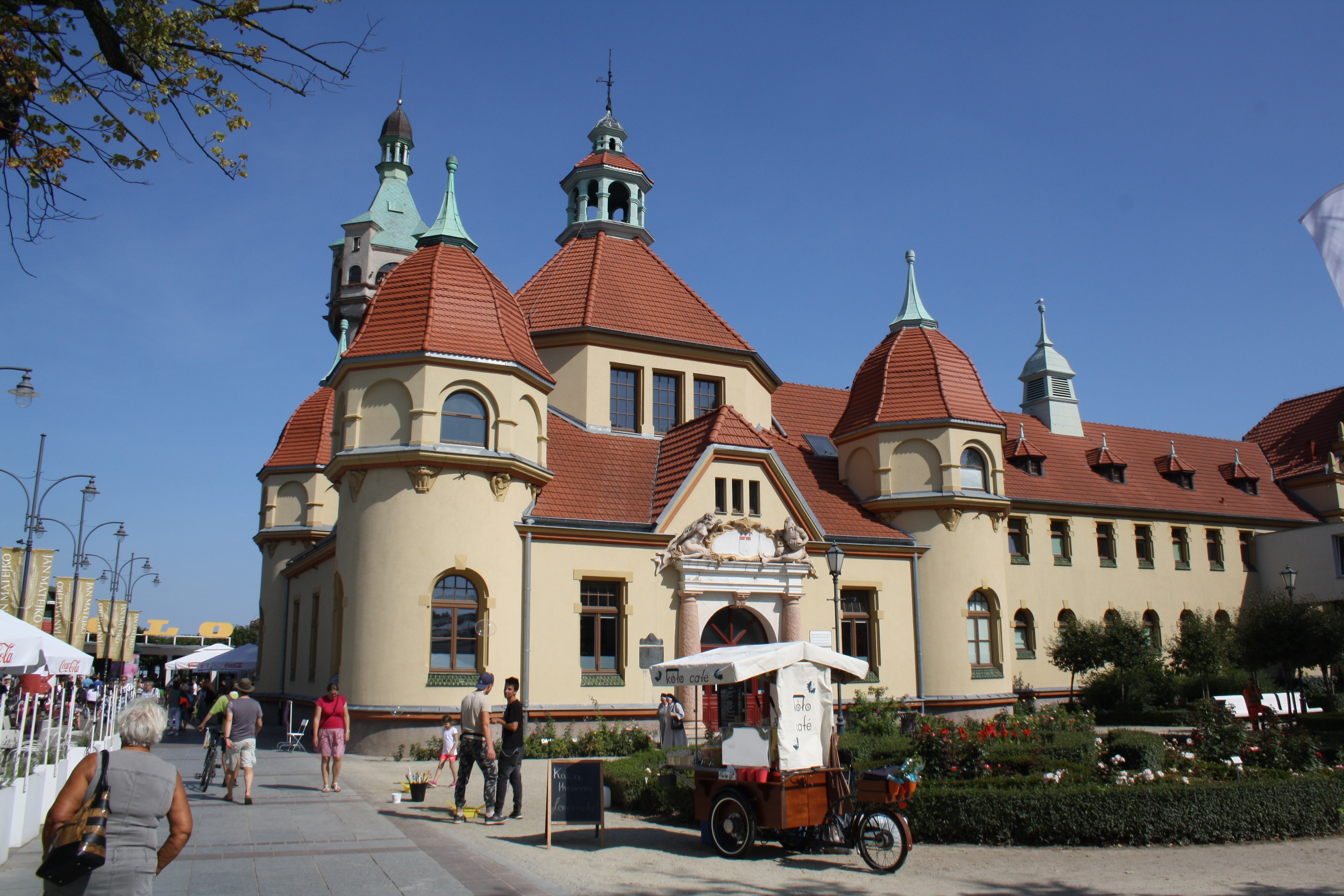 Sopot's Magical Spa Waters