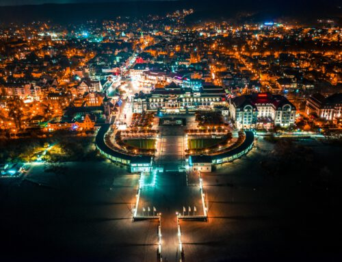 Enjoy Christmas and the New Year in Sopot