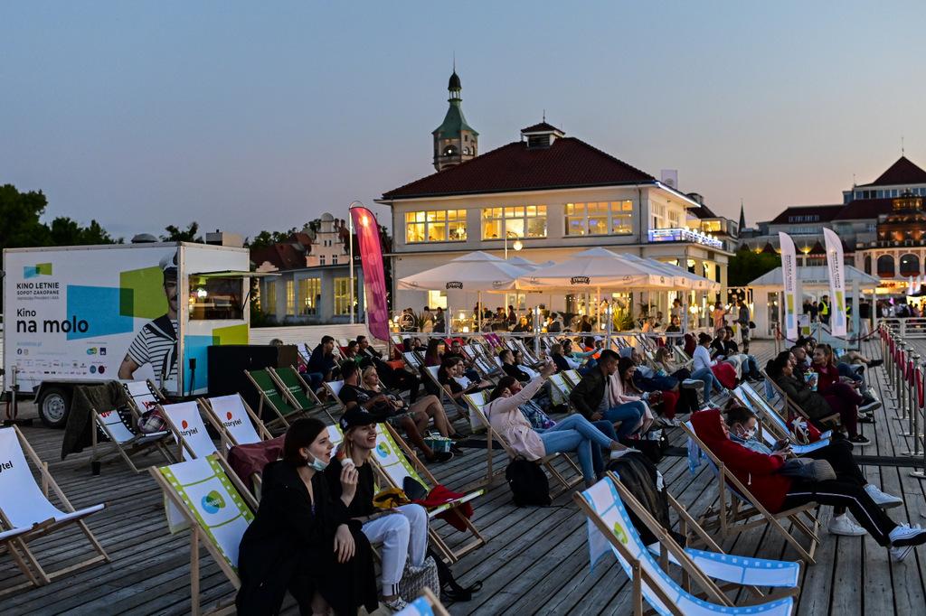 Kino Letnie na MOLO