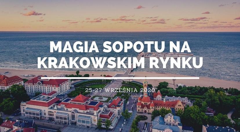 Sopot w Krakowie: moda retro, konkursy i solanka!