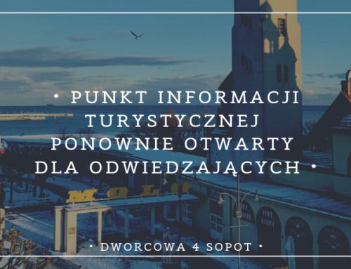 Informacja Turystyczna ponownie otwarta!