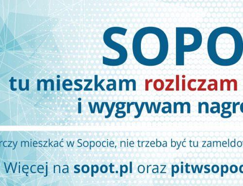 Rozlicz PIT w Sopocie i wygrywaj nagrody