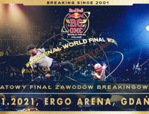 Zawody breakingowe – Red Bull BC One